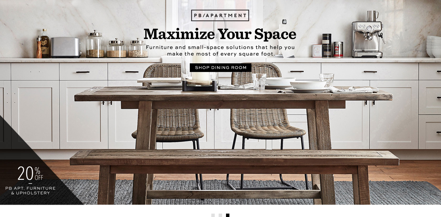 Home Furniture Furniture for Homes & Small Spaces |  Pottery |  PDVALTY pottery barn
