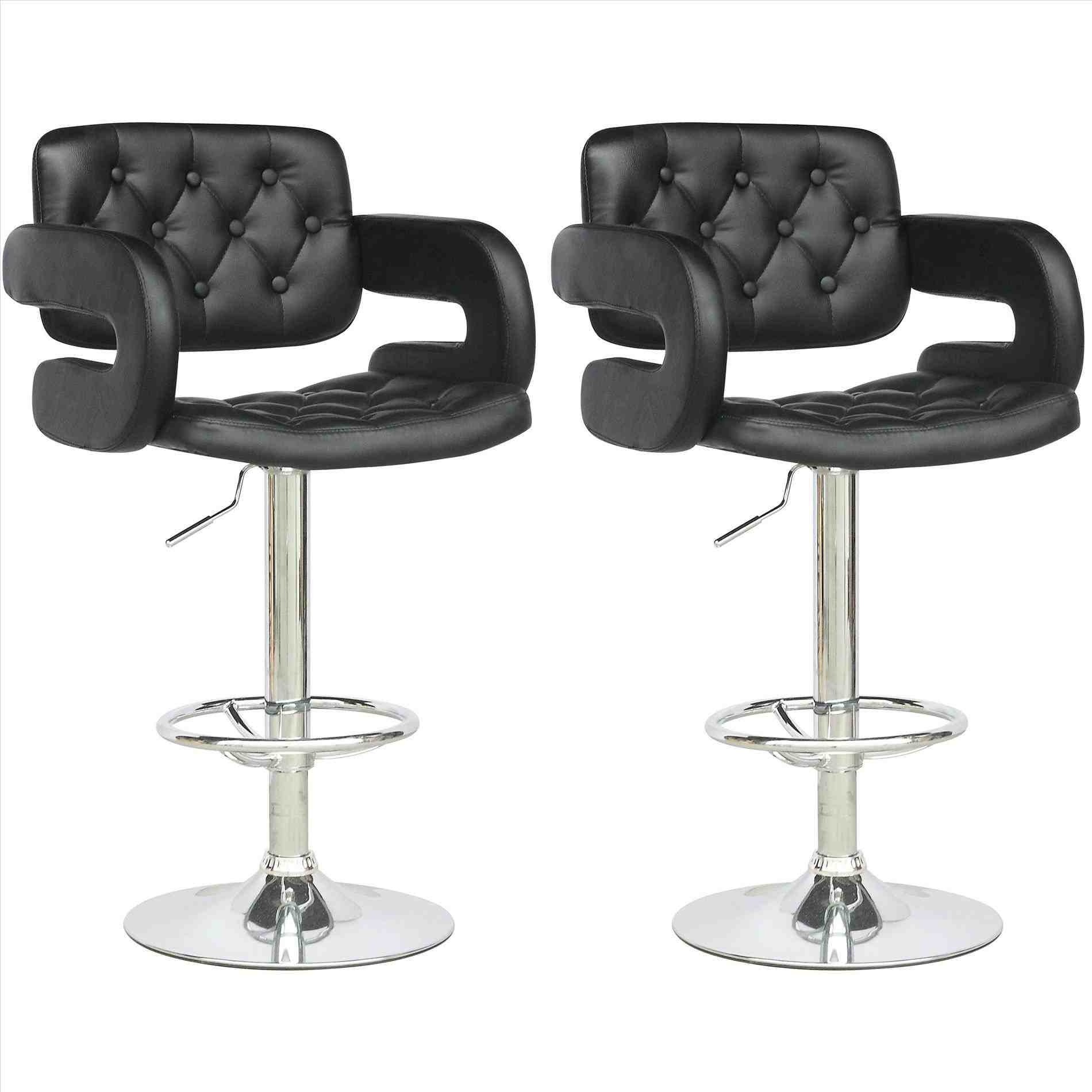 attractive adjustable bar stool with backrests and armrests charming stool back YXDSOFE