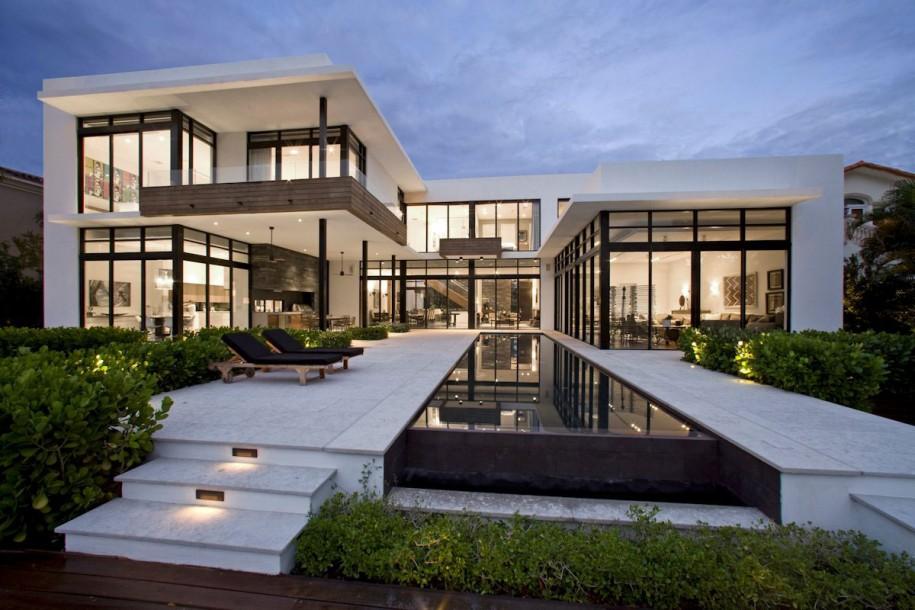 Architecture design house large NECKEZI
