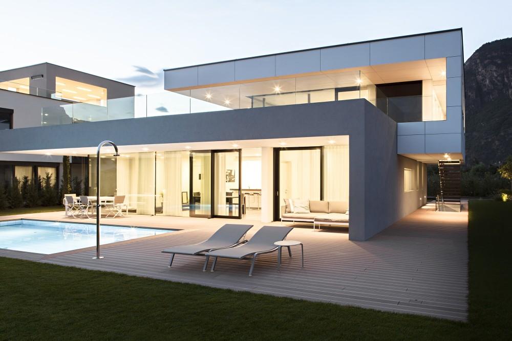 Architecture design house outside ZLUXEQV