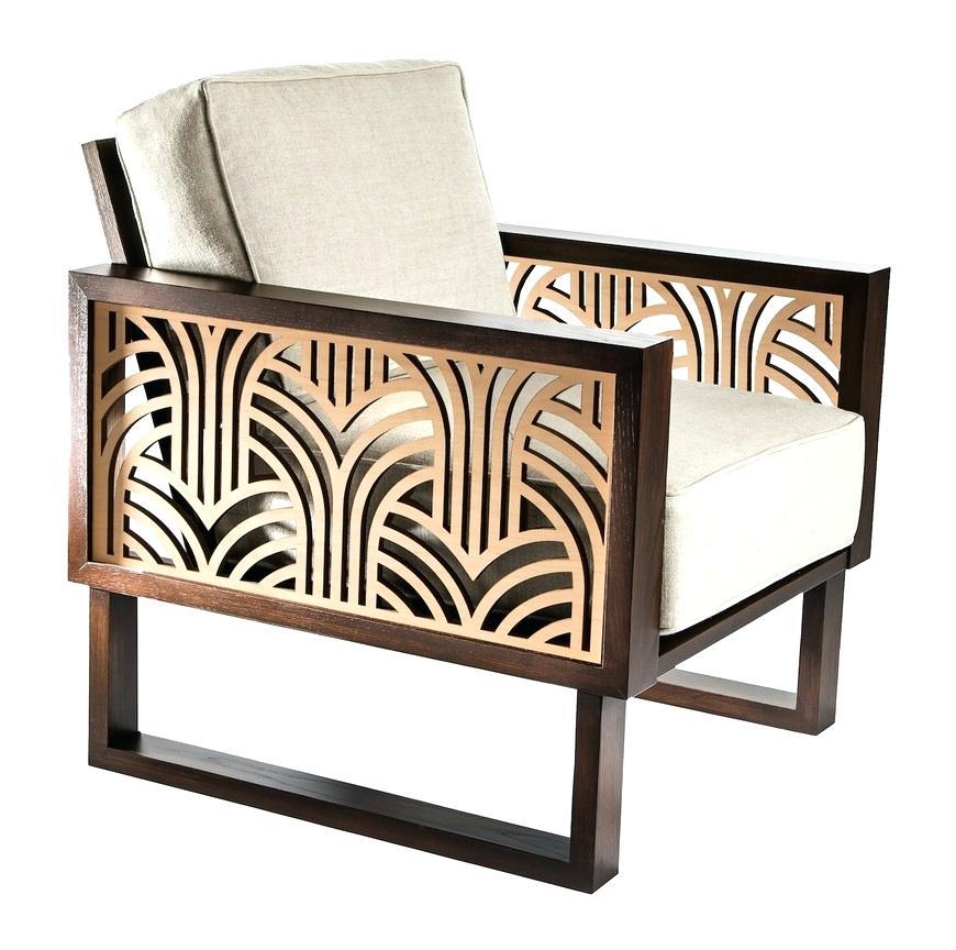 Art deco furniture interior: Art Deco chairs attractive furniture collection Modshop for 8 by WBTMREZ