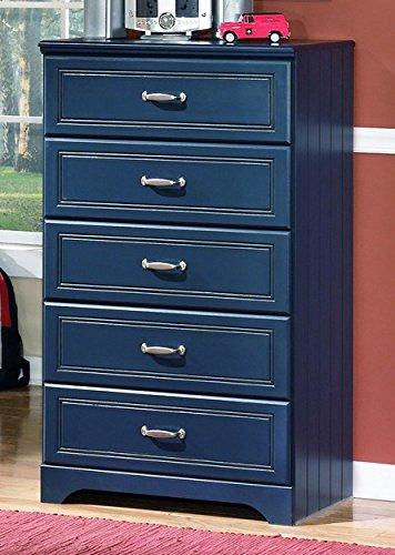 Ashley Furniture Signature Design - Lulu Dresser - 5 Drawers MUDVART