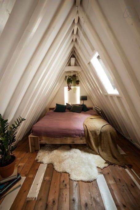 Tiny bedroom ideas for little residents    Domino    Attic.