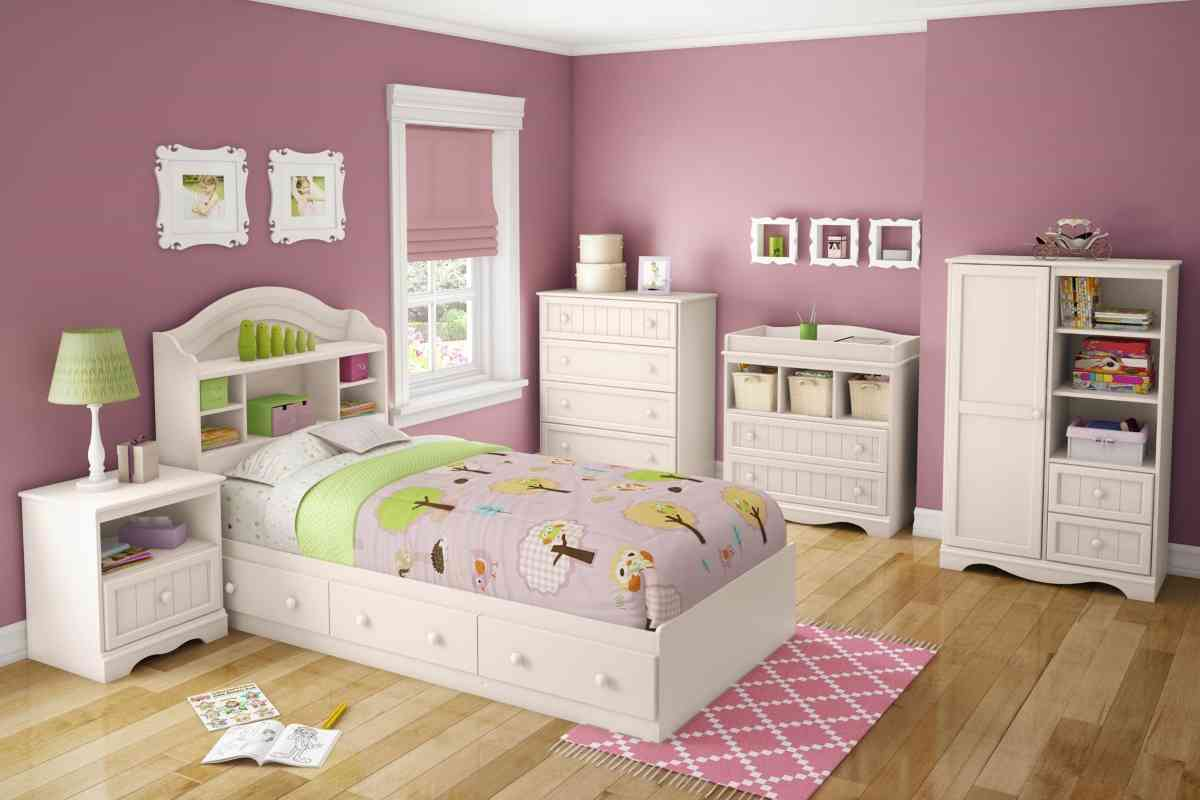 great girls bedroom furniture RPCVJNP