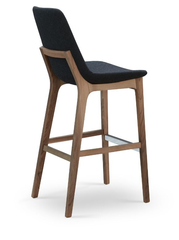 great wooden bar stool with backrest collection in wooden stool back inside QDVYIWN