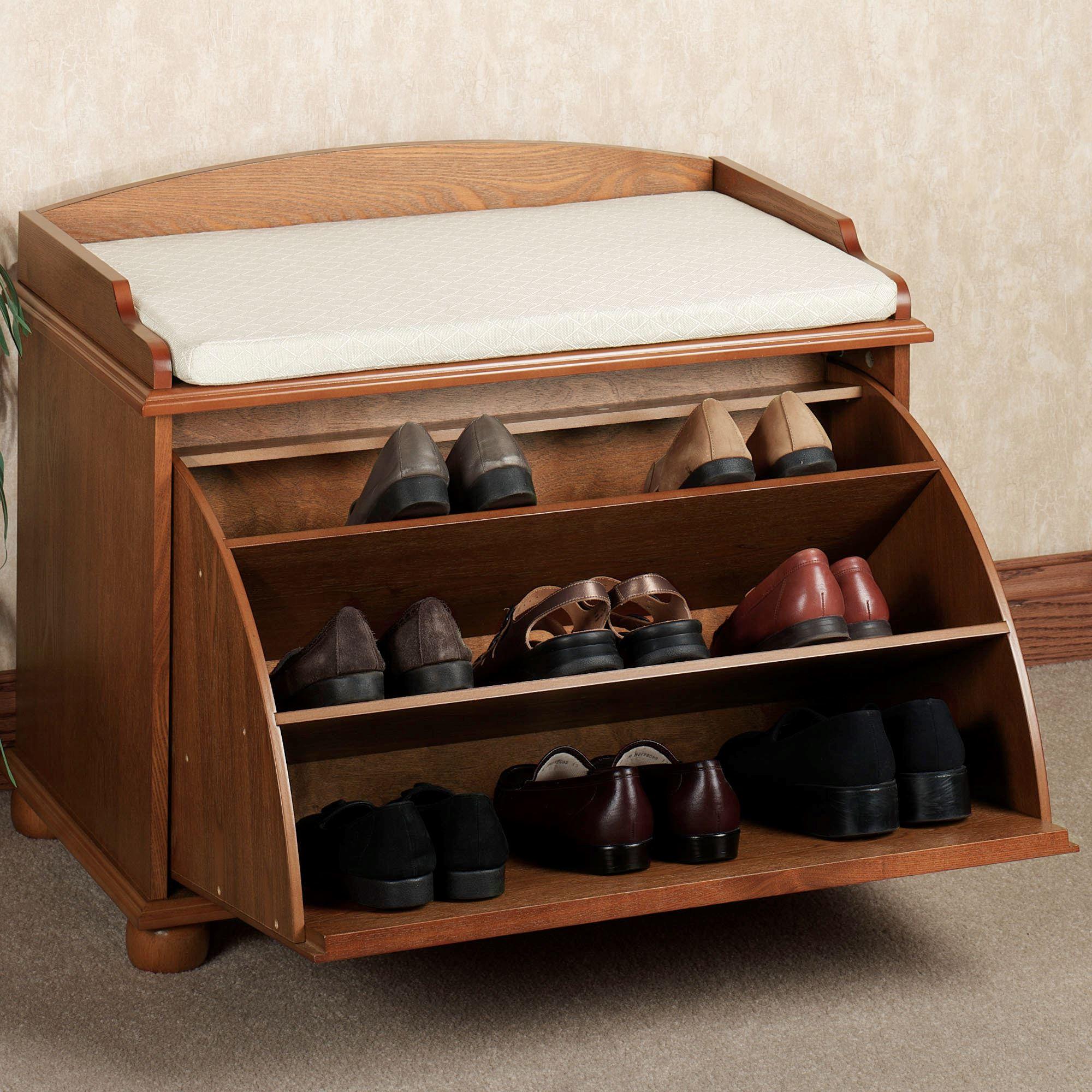 ayden shoe storage bench.  touch DBRSPON to zoom