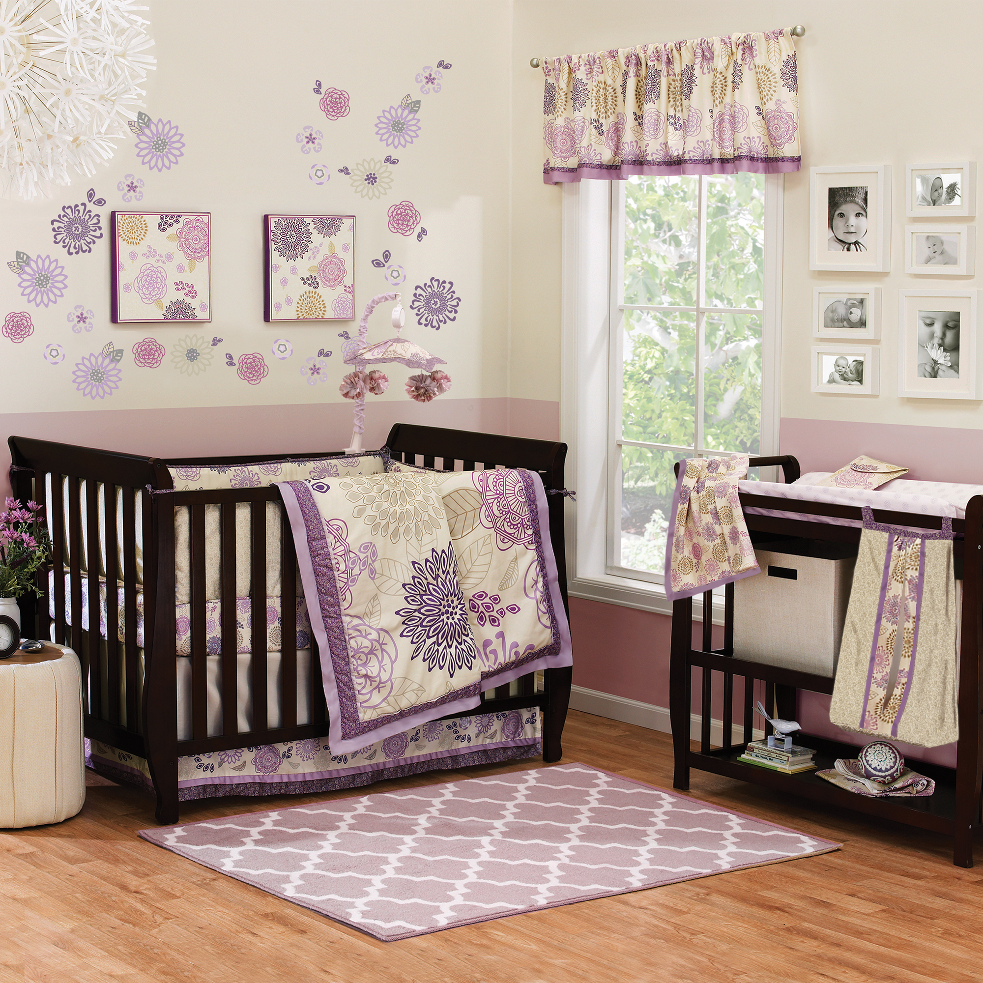 Baby bedding sets Crib bedding sets made from the peanut WVHQMUA