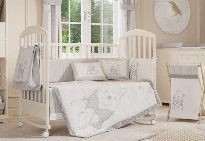 baby bedding sets gray winnie the pooh baby bedding set PIUBTCQ