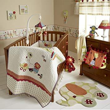Baby bedding sets Mamas & Papas Jamboree baby bedding set (4 pieces) DEVNMUM
