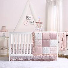 Baby bedding sets the peanut shell® Grace crib bedding collection KIEWZMP
