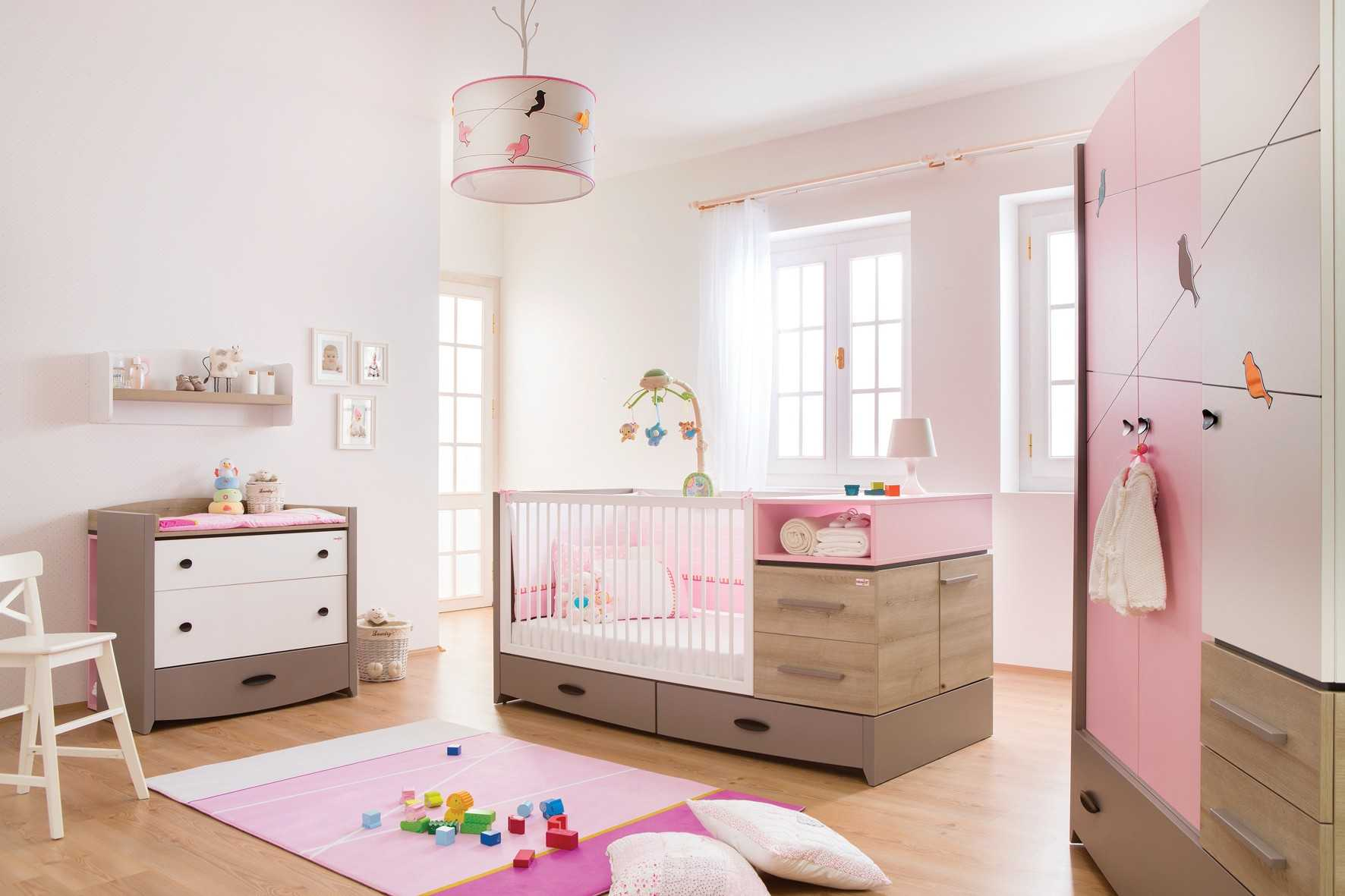Baby room furniture sets Baby room furniture sets cheap pictures bedroom Raya picture girl white JGLGRJY