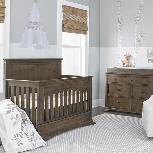 Baby furniture 4 in 1 convertible cot XMVZUCW