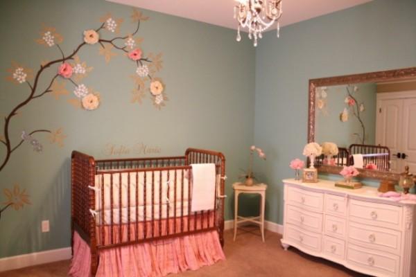 Baby Girls Bedroom Baby Girls Bedroom Designs ADNMPPR