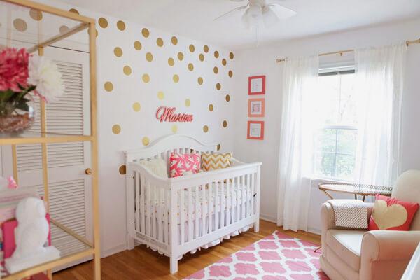 Baby Girl Bedroom Baby Girl Room Idea - Shutterfly OCCCYQF