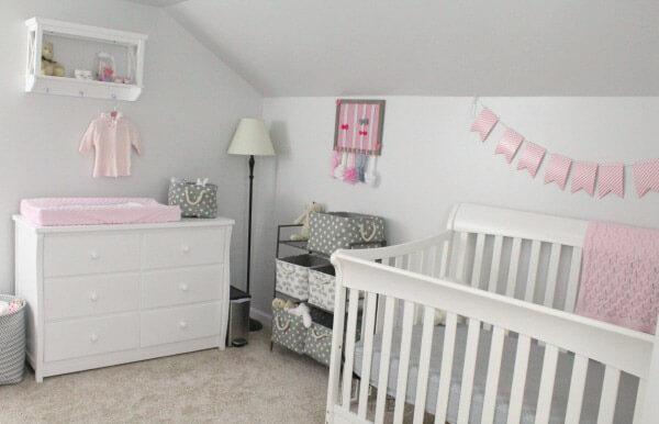 Baby Girl Bedroom Baby Girl Room Idea - Shutterfly SCRUITD