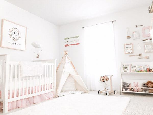 Baby girl bedroom baby girl room idea - Shutterfly YXIPLFK
