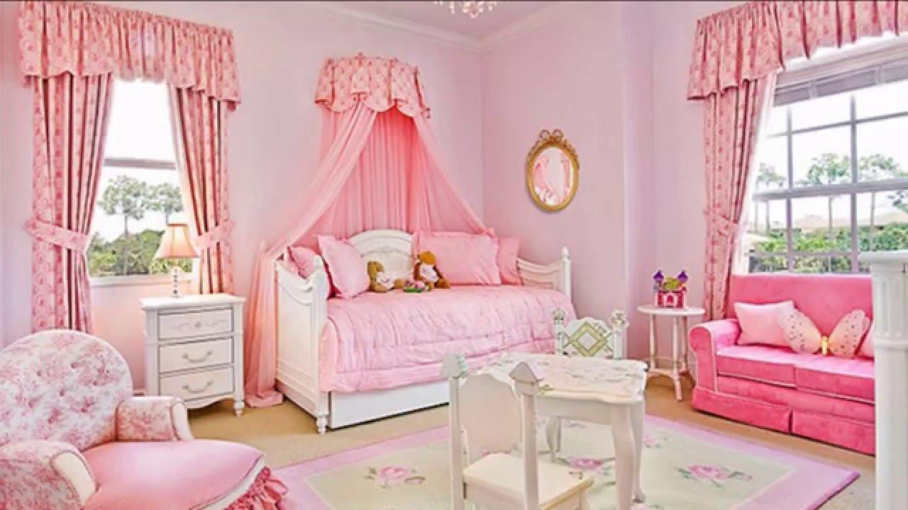 Bedroom decorating ideas for girls - youtube PBQNMXU