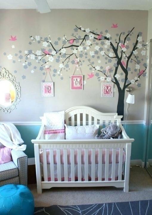 Baby girl bedroom modern baby girl room bedroom: baby girl bedroom decoration ideas baby XZLDVZO