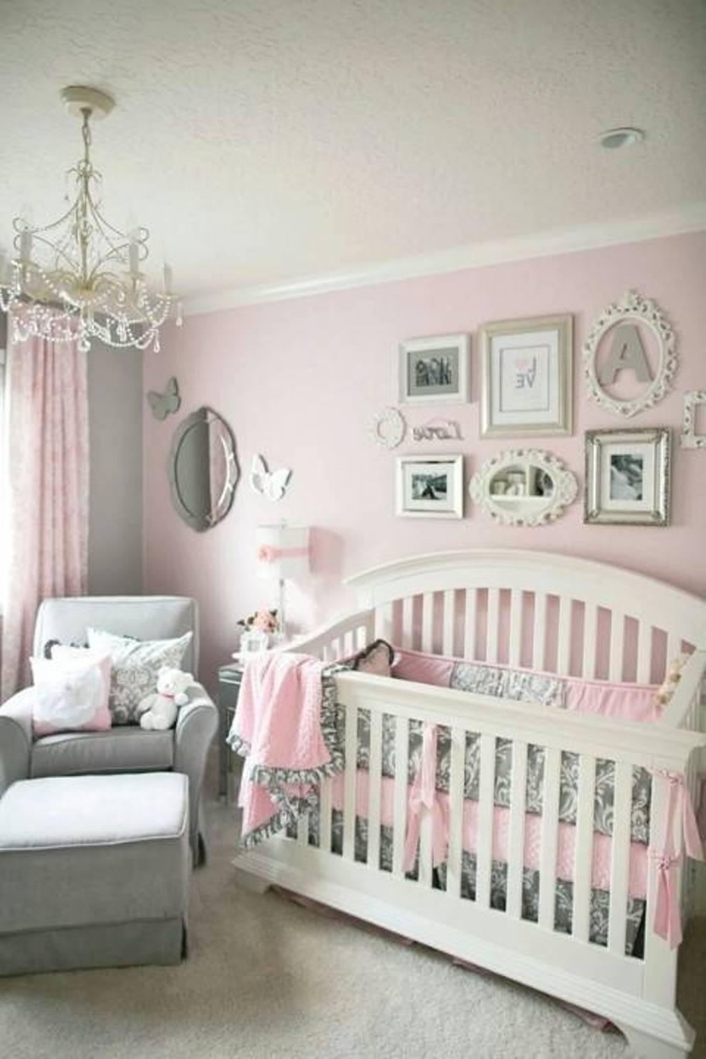 Bedroom for girls pink gray bedroom for girls RTTJBDL