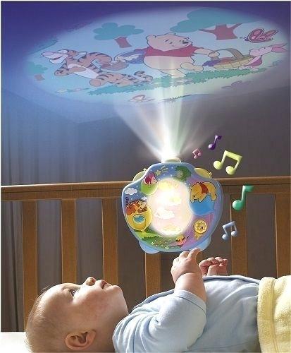Baby night light projector with music Night light projector with music Music mobile children's room night light projector YSXKVCU