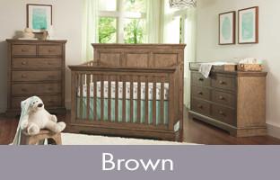 Baby nursery sets shop brown nursery collections WCNTSHG
