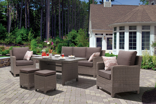 Garden furniture at Kettler know how important it is to be able to relax and MQLFGAW