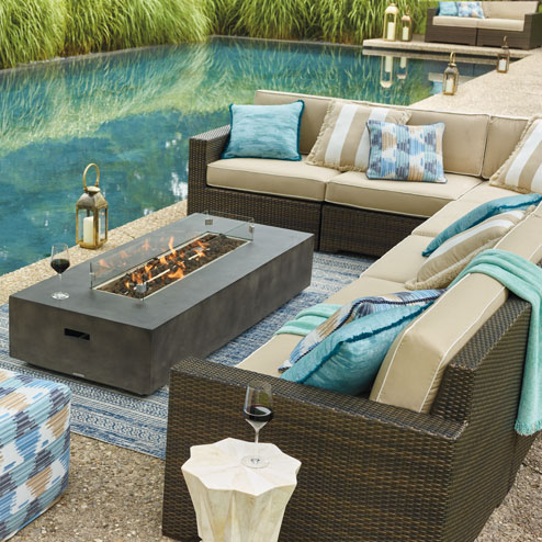 Garden furniture brilliant high-end pool furniture Luxury outdoor furniture Garden furniture for outdoor use UCFXTZH