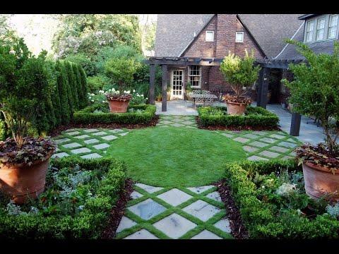 Garden design ideas for the backyard - best landscaping ideas MWWBPD