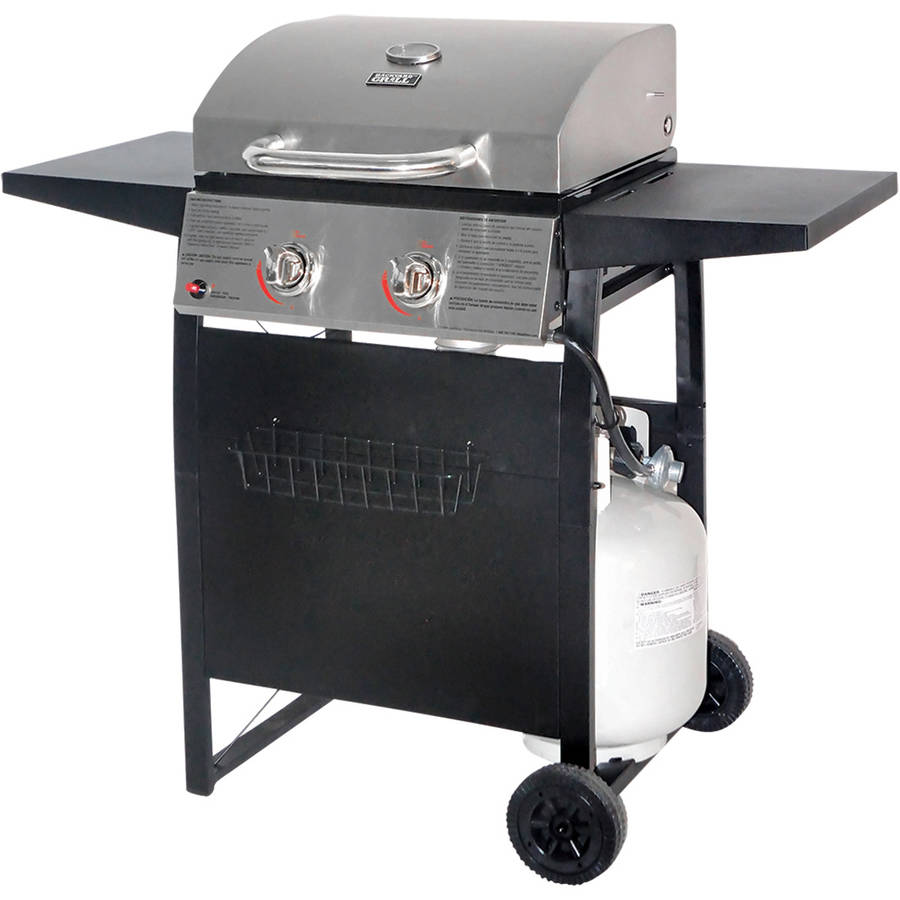 Garden grill 2-burner propane gas grill AIHQCFV