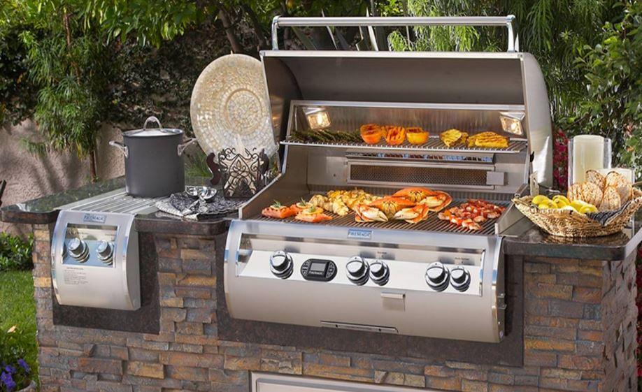 Garden grill awsbddu LDLINOO