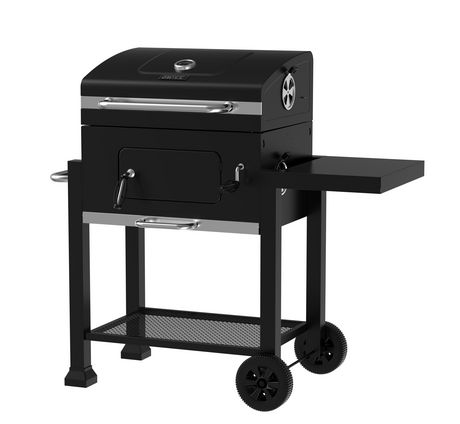 Backyard barbecue charcoal grill bc288 TLYKRVI