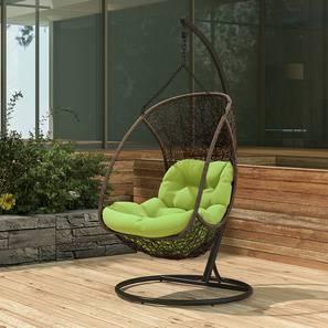 balcony furniture calabah rocking chair (brown) by urbanleiter NUFDRPZ