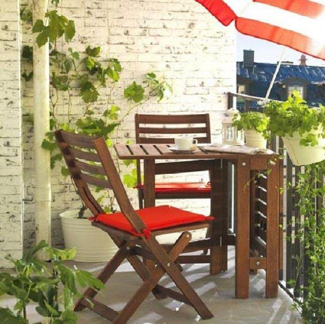 Balcony furniture ideas (6) AJCRVTG