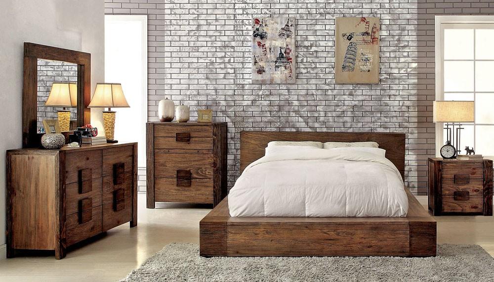 bambi modern rustic bedroom furniture BHORQQK