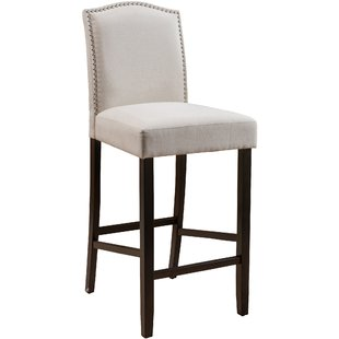 Bar stool with backrest baltimore 30 BGPDPBT