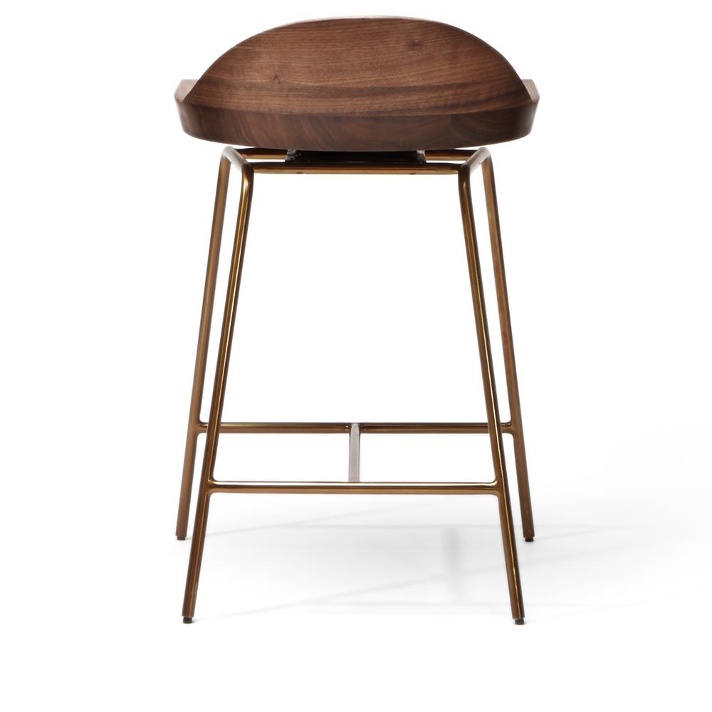 Bar stool with backrest POUGXWR