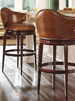 Bar stool with backrest low back bar stool - for XJNVVCG
