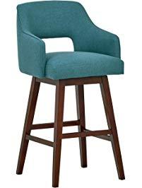 Bar stool with studded back ... NAJTEGJ