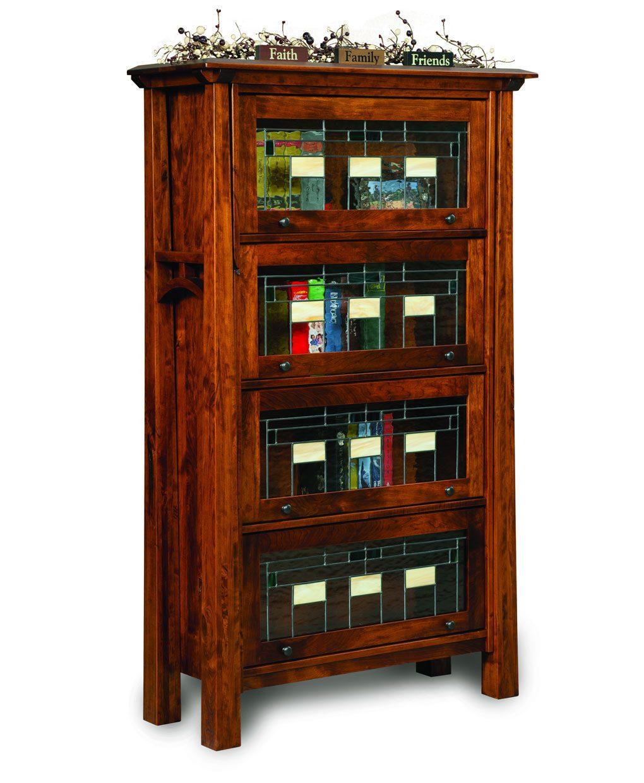 Barrister Bookcase Artesa Barrister Amish Bookcase AVPDTHO