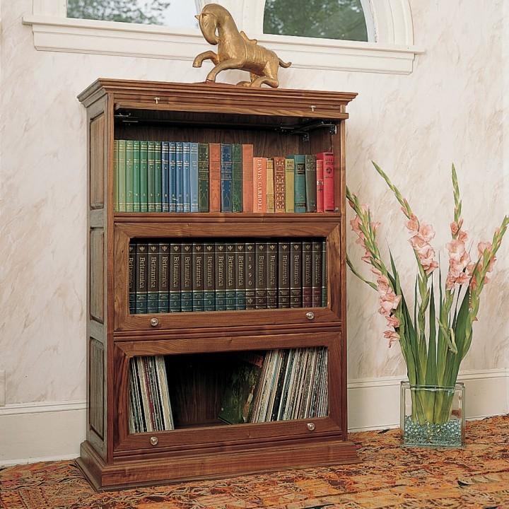 barrister bookcase barristeru0027s bookcase plan VGLEJCY