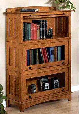 barrister bookcase product code dp-00181 - barristeru0027s bookcase woodworking plan CTNWKBS
