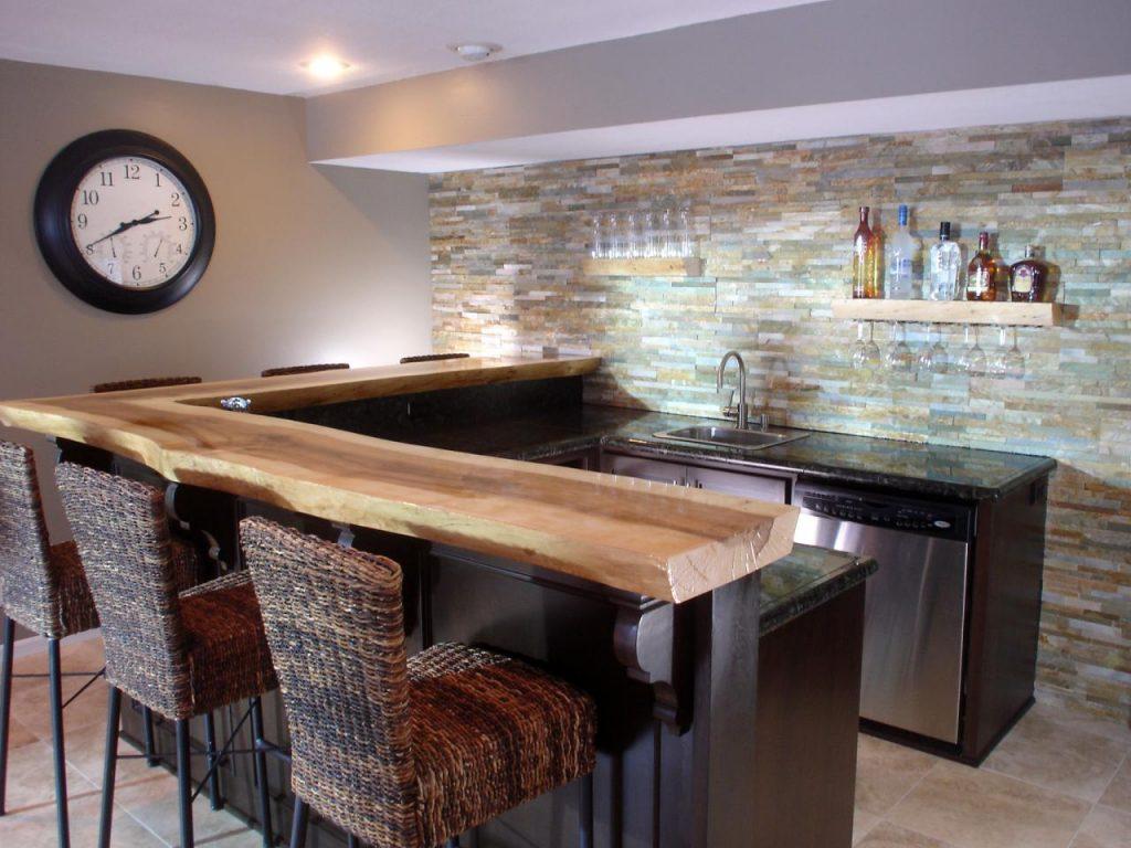 Basement bar ideas for a basement HIKZOEZ