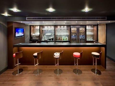 Basement bar idea design YFBNCMZ