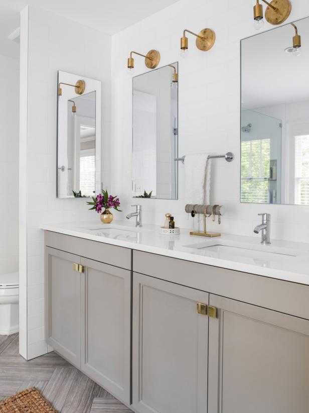 Bathroom Countertops Cheap Ways To Freshen Up Your Bathroom Countertop |  HDTV DRVCCAN