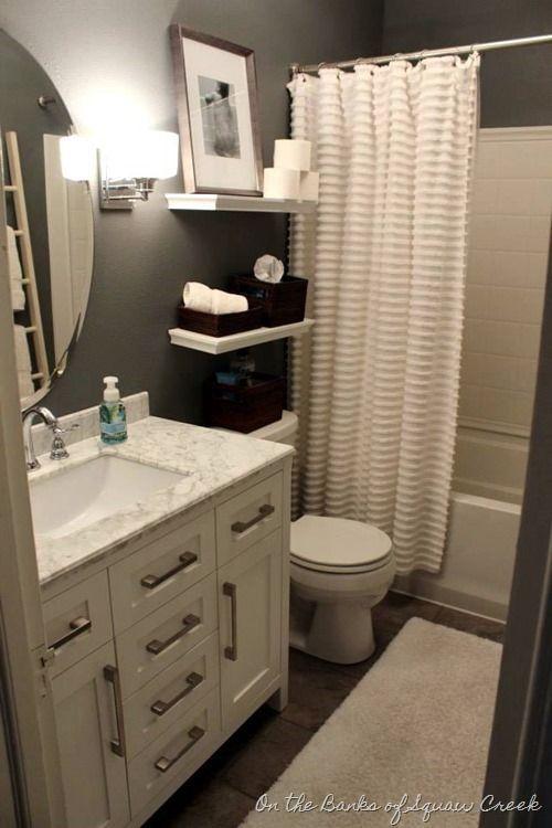 Bathroom decors at home Bathroom decor EDKXESO