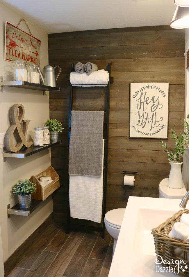 bathroom decor farmhouse ikea style bathroom MNSIBZE