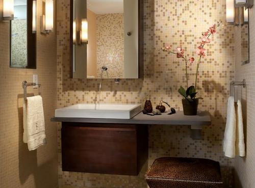 Bathroom decors handmade BEDTWID