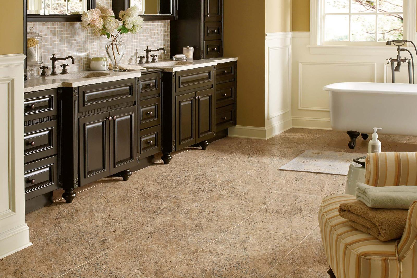 Bathroom floor |  Options for bathroom floors GIUZZYK
