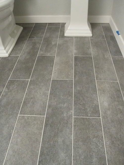 40 ideas and pictures for gray bathroom tiles |  Remodeling the house.