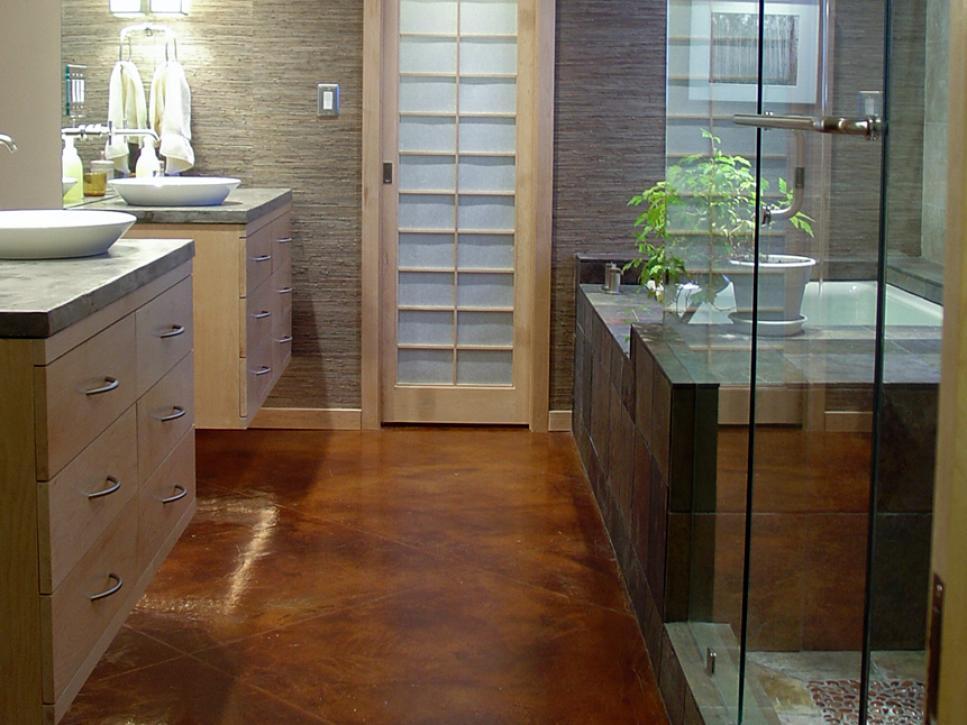 Bathroom Floor Options Shop This Look RHGGSEJ